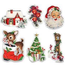 Recortados no desenho -Natal
